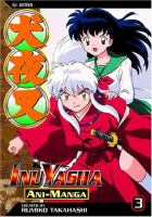 Go to record Inuyasha ani-manga. Vol. 3