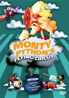 Monty Python's flying circus. DVD disc 6 Book cover
