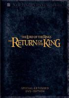 The lord of the rings, the return of the king by New Line Cinema presents a Wingnut Films production ; producers, Barrie M. Osborne, Fran Walsh, Peter Jackson ; screenplay by Fran Walsh & Philippa Boyens & Peter Jackson ; directed by Peter Jackson.