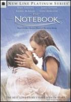 The notebook by New Line Cinema presents ; a Gran Via production ; produced by Mark Johnson, Lynn Harris ; screenplay by Jeremy Leven ; adaptation by Jan Sardi ; directed by Nick Cassavetes.
