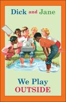 We play outside. Book cover