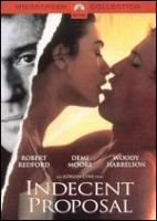 Go to record Indecent proposal
