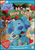 Blue's room. It's hug day Book cover