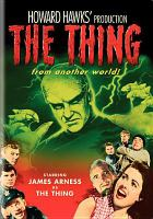 Go to record The thing from another world