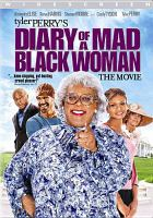 Diary of a mad black woman Book cover