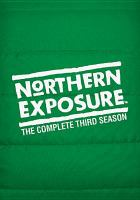 Go to record Northern exposure. The complete third season