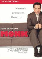 Go to record Monk. Season three