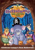 Pooh's heffalump halloween movie. Book cover