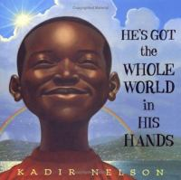 He's got the whole world in his hands Book cover