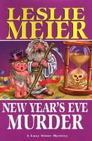 New Year's Eve murder  Cover Image