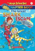 The great shark escape Book cover