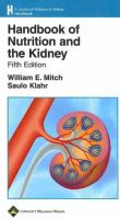 Go to record Handbook of nutrition and the kidney