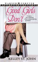 Good girls don't  Cover Image