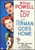 Go to record The thin man goes home