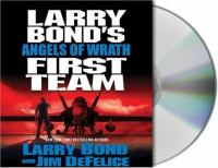 Go to record Larry Bond's First team angels of wrath