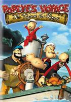 Popeye's voyage. The quest for Pappy Book cover