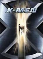 X-Men Book cover