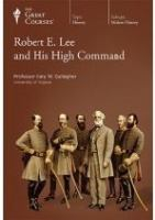 Go to record Robert E. Lee and his high command