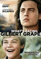 What's eating Gilbert Grape? Cover Image