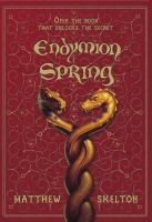 Endymion Spring  Cover Image