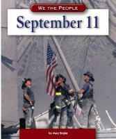 September 11 Book cover