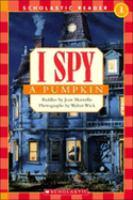I spy a pumpkin Book cover