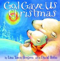God gave us Christmas Book cover