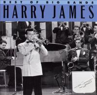 Harry James : best of the big bands Book cover