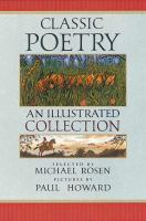 Go to record Classic poetry : an illustrated collection