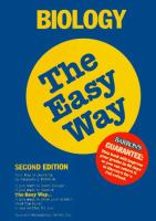 Biology the easy way  Cover Image
