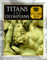 Go to record Titans and olympians : Greek and Roman myth