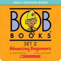 Bob books. Set 2 Advancing beginners Book cover