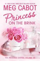Princess on the brink Book cover