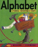Go to record Alphabet under construction