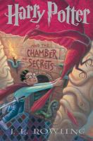 Harry Potter and the Chamber of Secrets Book cover