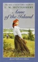 Anne of the island Book cover