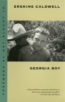 Georgia boy Book cover