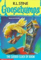 The cuckoo clock of doom Book cover
