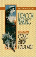 Dragon waking Book cover