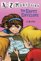 The empty envelope Book cover