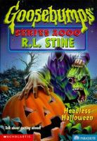 Headless Halloween Book cover