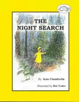The night search  Cover Image