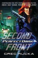 Perfect dark. Second front  Cover Image