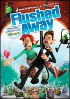 Flushed away Book cover