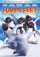 Happy feet Cover Image