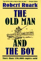 The old man and the boy Book cover