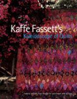 Kaffe Fassett's kaleidoscope of quilts Book cover