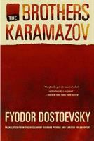 The brothers Karamazov : a novel in four parts with epilogue Book cover