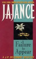Failure to appear  Cover Image