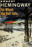 Go to record For whom the bell tolls